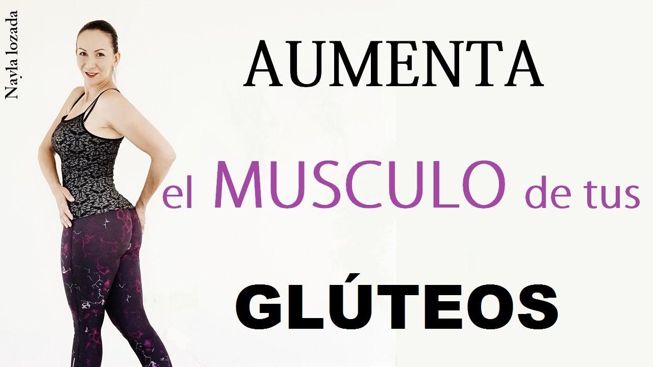 Muscular masa gluteos aumentar y como piernas