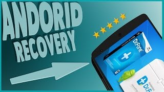 Worlds BEST Android Data Recovery Tool! Recover pictures, videos, contacts, messages + MORE!