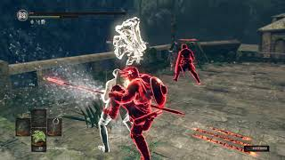 Dark Souls Remastered Weapon Showcase: Titanite Catch Pole