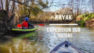 Aventure en kayak : 2 jours d'expédition sur l'huisne