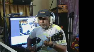 Mauritius Sega- Mauritan Got Talent -Cassiya Reves Nous Ancetres...Guitar Cover By Hariff