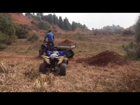 Квадроцикл Hamer 200 2x6