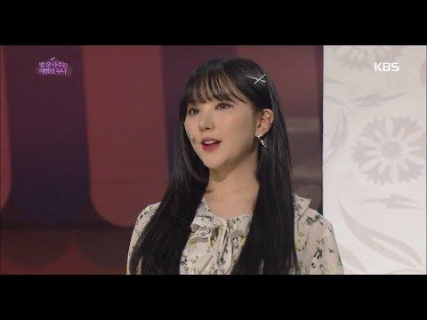"""개그콘서트 - '밥 잘 사주는 예뻤던 누나' 여자친구 은하, """"오늘부터 우리는~"""" 날 위해 부르는 노래♥13"""