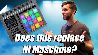 Nektar Instruments - Aura Drum Machine review!