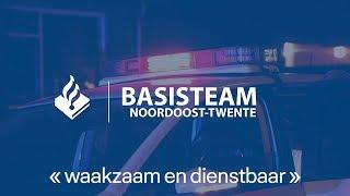 Politie Noordoost-Twente - Prio 1 Assistentie collega's Hengelo (OV)
