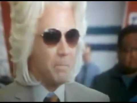 Will Ferrell cracking up Craig Robinson