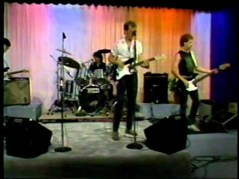 The Lovehounds, live on the Larz from Mars Show, 1988