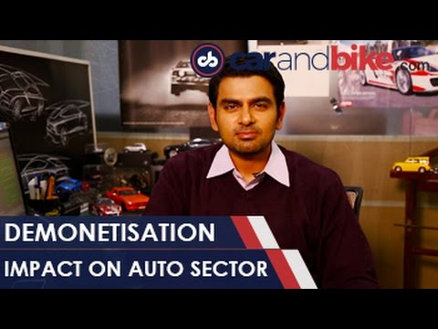 Demonetisation And Its Impact On Auto Sector - NDTV CarAndBike