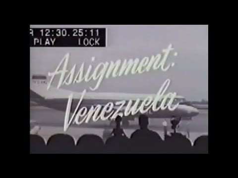 MST3K - Assignment: Venezuela