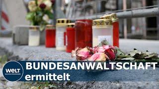 Nach der messerattacke in dresden auf zwei touristen aus nordrhein-westfalen ist ein syrer als tatverdächtiger festgenommen worden. 20-jährige ra...