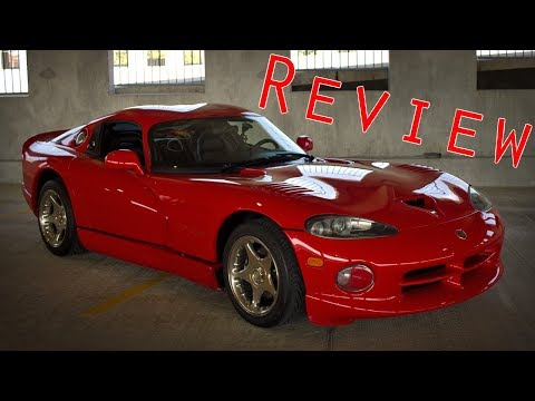1998 Dodge Viper GTS Review