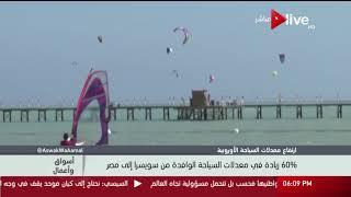 أسواق و أعمال: 60% زيادة في معدلات السياحة الوافدة من سويسرا إلى مصر