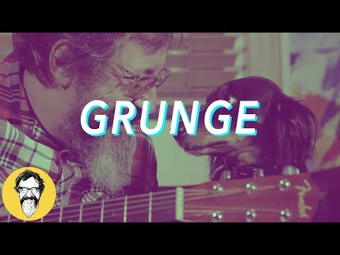 O GRUNGE  I  MUSIC THUNDER VISION