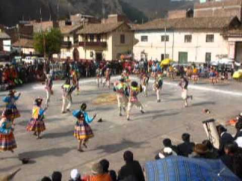 Danza Yachay - Perú Nativo Huancavelica