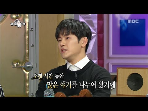 [RADIO STAR] 라디오스타 -  Lee Ho-won, the first performance after standing alone!20171206