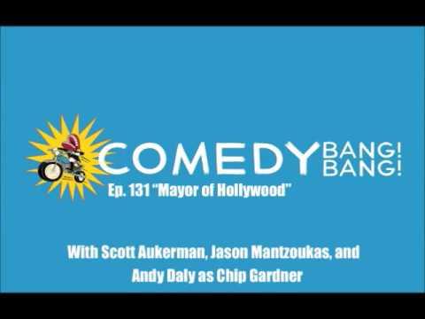 Chip Gardner on Comedy Bang! Bang!