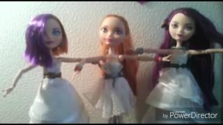 "Клип с куклами на песню /""лето""/Open Kids"