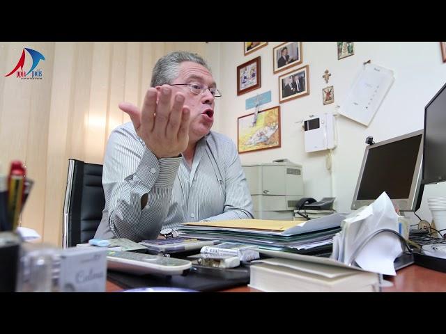 INTERVISTA AL SINDACO DI MADDALONI ANDREA DE FILIPPO IL GIORNO DOPO LE ELEZIONI