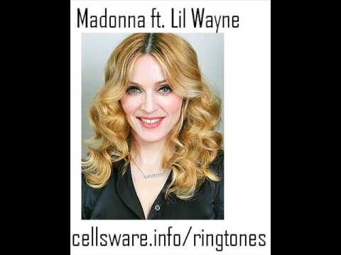 Revolver - Madonna and Lil Wayne (New Song)