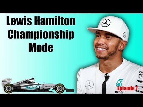 F1 Championship Episode Seven - Lewis Hamilton - Peneltys Cost Me The Race Win!!!