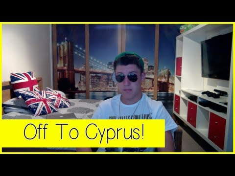Off To Cyprus!