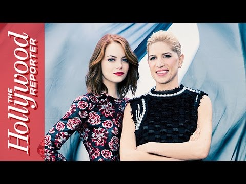 Emma Stone and Stylist Petra Flannery: Top 25 Stylists