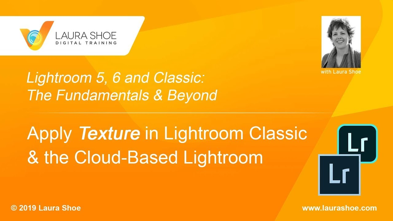What's New in Lightroom Classic 8 3 (May 2019) - Texture and