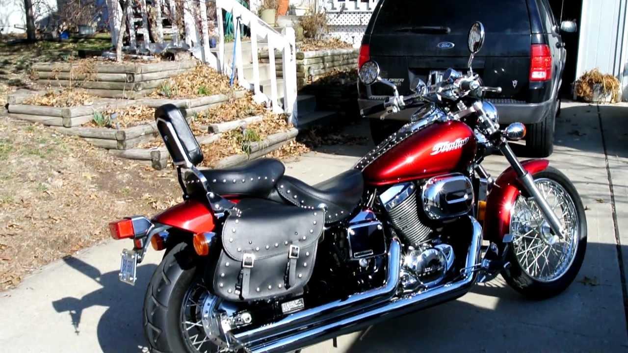 2007 honda shadow 750 cobra exhausts
