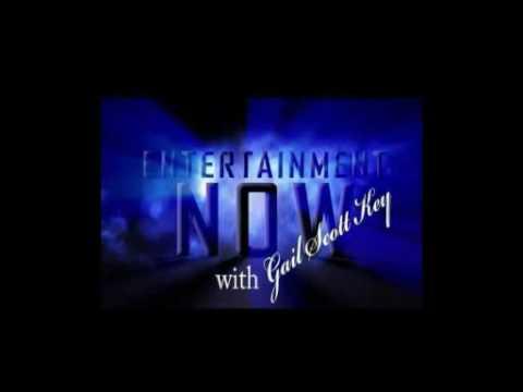 Ann Cusacks  on Gail Scott Key's Entertainment Now