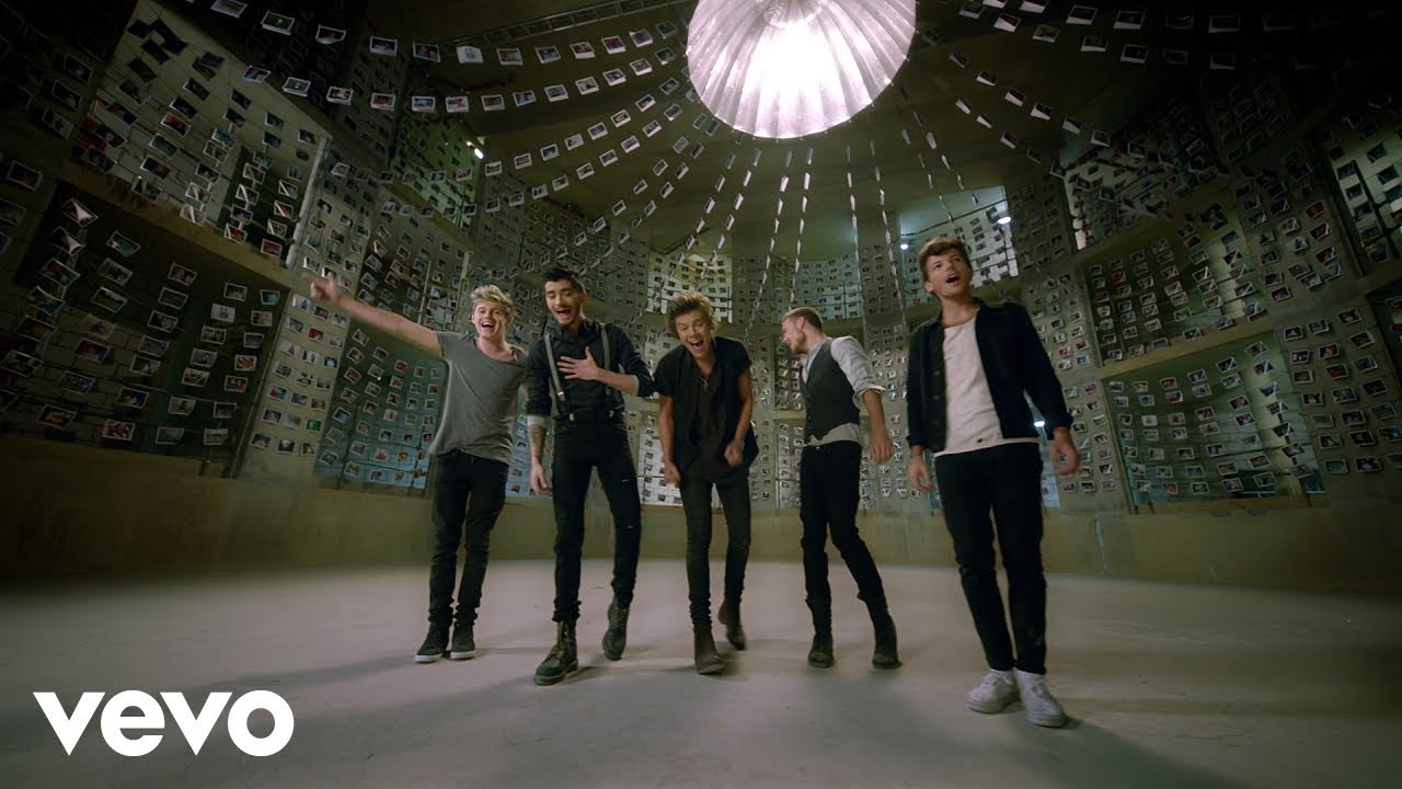 One Direction Story Of My Life Official 4k Video Youtube