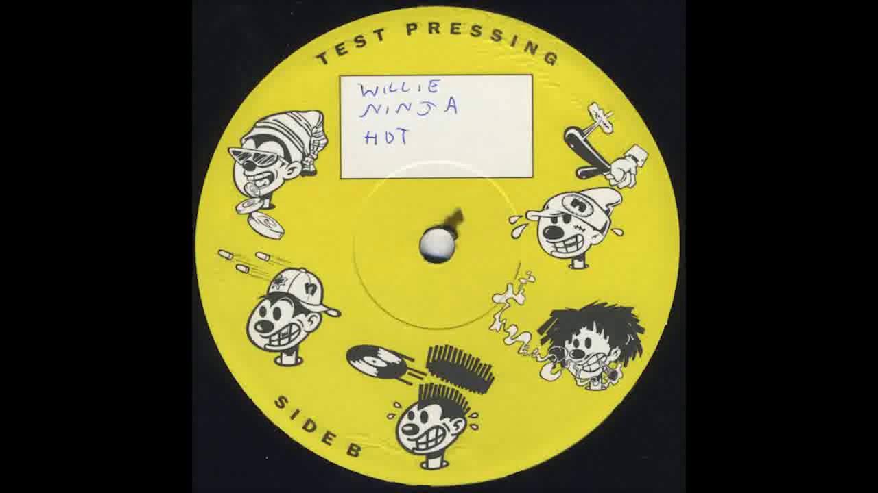(1994) Willie Ninja - Hot ['Little' Louie Vega Ninja Mix]