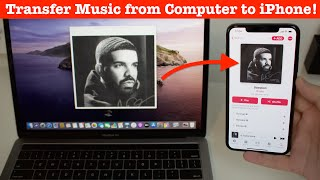 How to Download and Sync MP3 songs to iPhone.