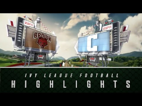 🏈 Highlights: Brown Def. Columbia 48-24