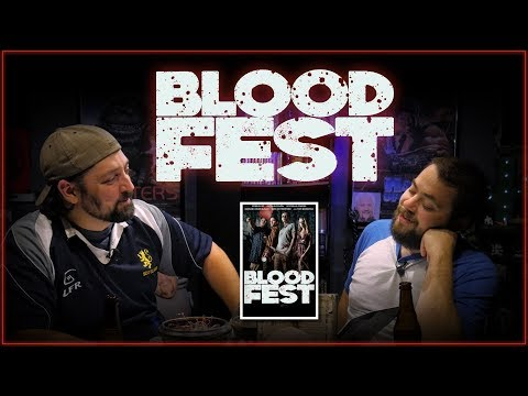 Blood Fest (2018) Movie Review streaming vf