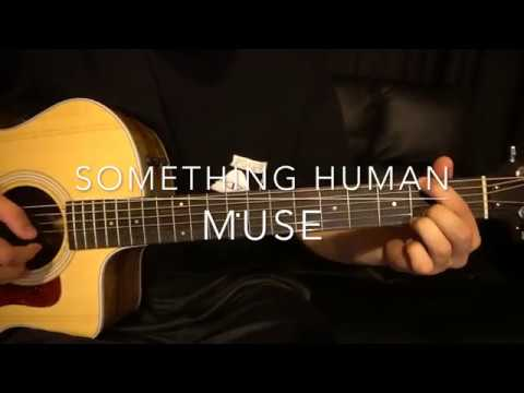 Muse // Something Human // Guitar Lesson (W/Tabs!)