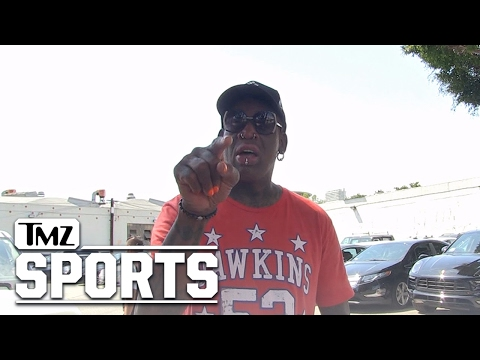 Dennis Rodman Disses LaVar Ball -- 'You Suck!'   TMZ Sports