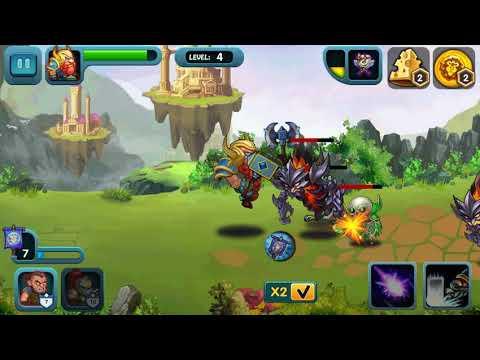 Defense Warrior Premium: Castle Battle Offline 홍보영상 :: 게볼루션