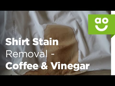How to Remove a Coffee Stain from Clothes | ao.com
