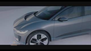Jaguar I-Pace Concept Car - Electric SUV