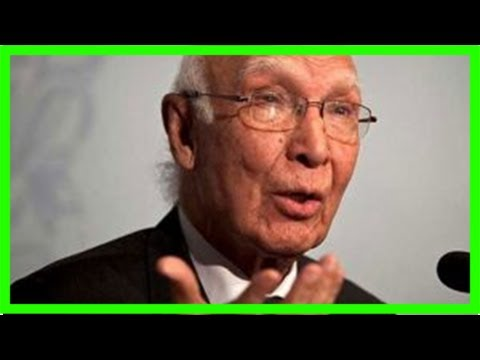 Afghan peace impossible without pakistan support: sartaj aziz