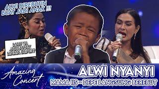 Lucunya Ekspresi Alwi Nyanyiin Single Perdananya | AMAZING CONCERT GTV | EPS 1