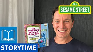Sesame Street: The Monster at the End of this Book | Story Time with Rove McManus