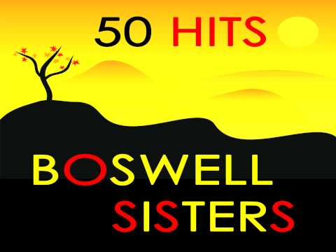 The boswell sisters if i had a million dollars album version