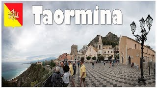 Сицилия, фильм-23: Taormina - Sicily, the film-23