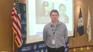 Law Enforcement Social Media Training by Twelve Sixty Six Communications Testimonial