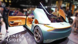 Hyundai Genesis Concept Videos