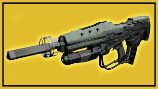Destiny Taken King: How to Get No Time to Explain - Exotic Pulse Rifle