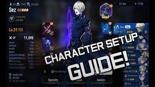 [Epic Seven]   Character Guide! Enhance / Promote / Awaken / Equipment & More!