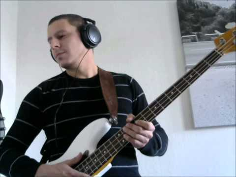 Will Smith - Men In Black (BASS COVER)