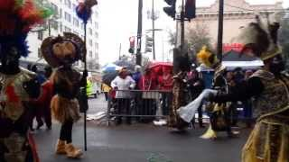 Repeat youtube video ZULU Mardi Gras Parade, New Orleans 2014